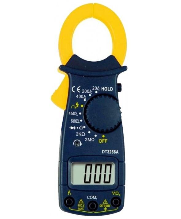 Pinza amperimetrica digital dt3266a