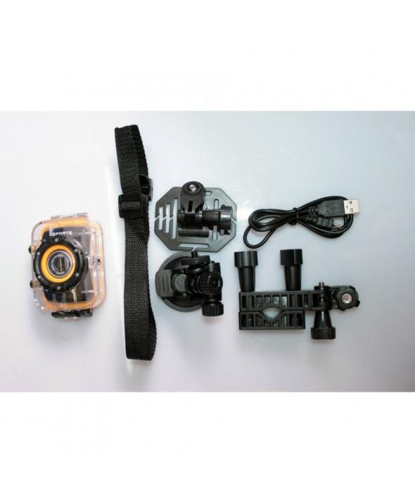 Camara sports cam hd1080p 120ºfov