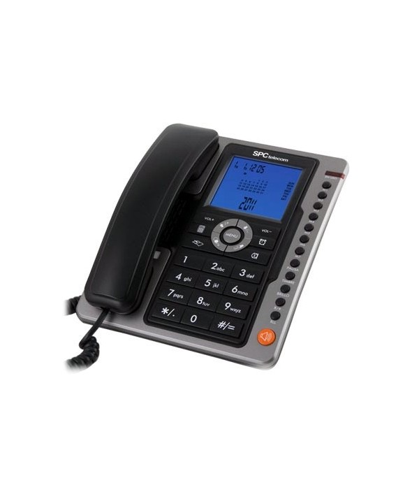Telefono supletorio pantalla grande m/l 3604n telecom