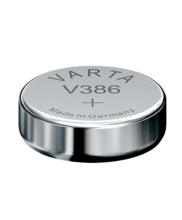 Pila ox de plata 1.55v (sr43sw) 386 varta