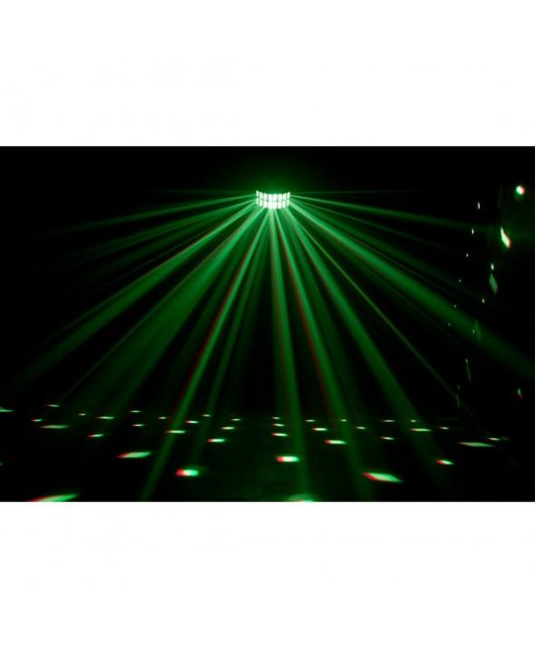 Efecto de luces aggresor hex led 1222400049 adj