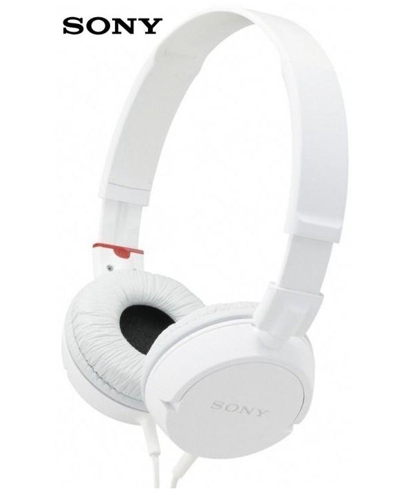 Auricular diadema sony mdr-zx110 blanco