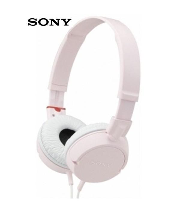 Auricular diadema sony mdr-zx110 rosa