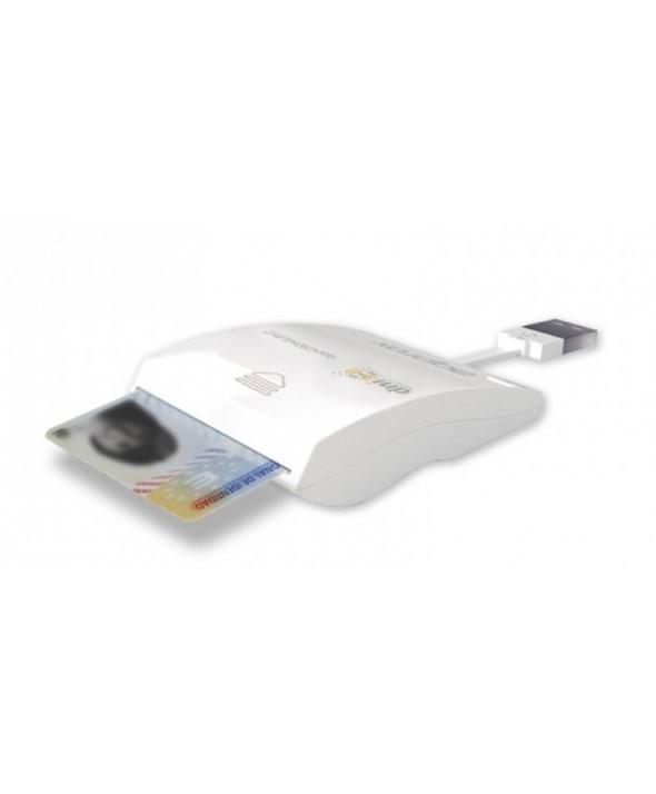Lector tarjetas externo dni-e y smart cards approx