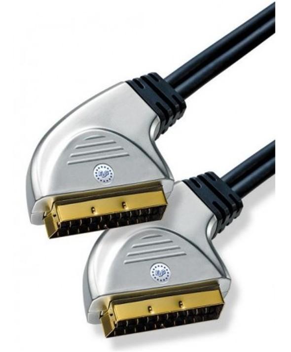 Conexion euro a euro 21 pin ht 5m