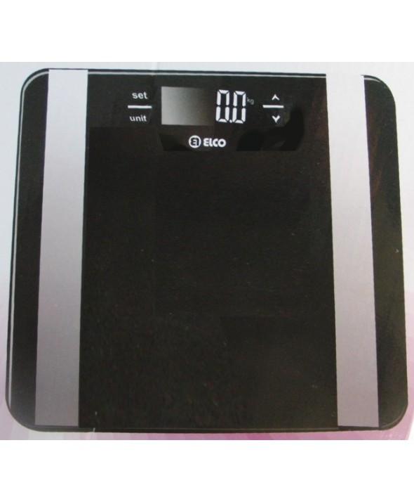 Bascula de baño digital masa muscular hasta 150 kg elco