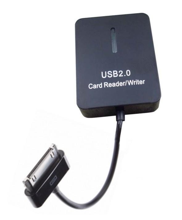Lector de tarjetas 5 en 1 para ipad1-2 iphone 4 cable 0.1 metro