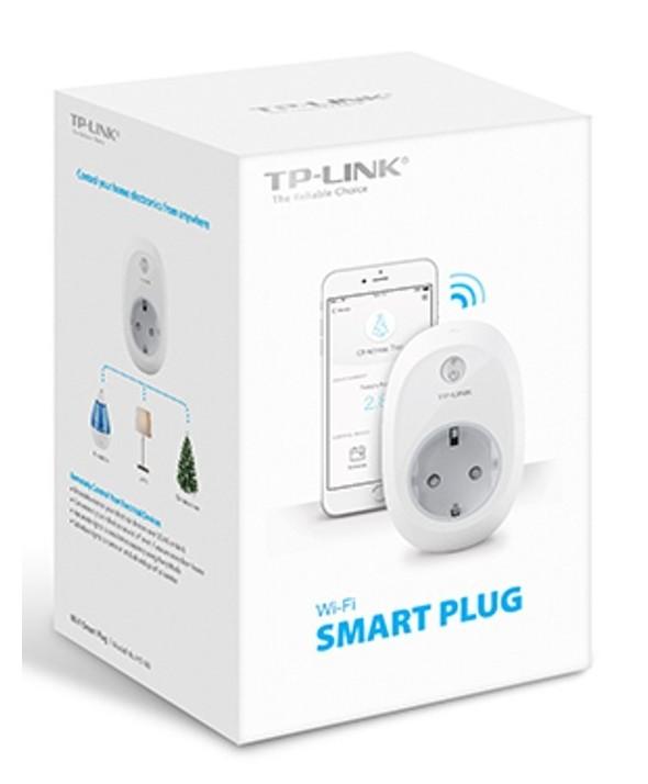 Enchufe inteligente wifi tp-link 2.4ghz
