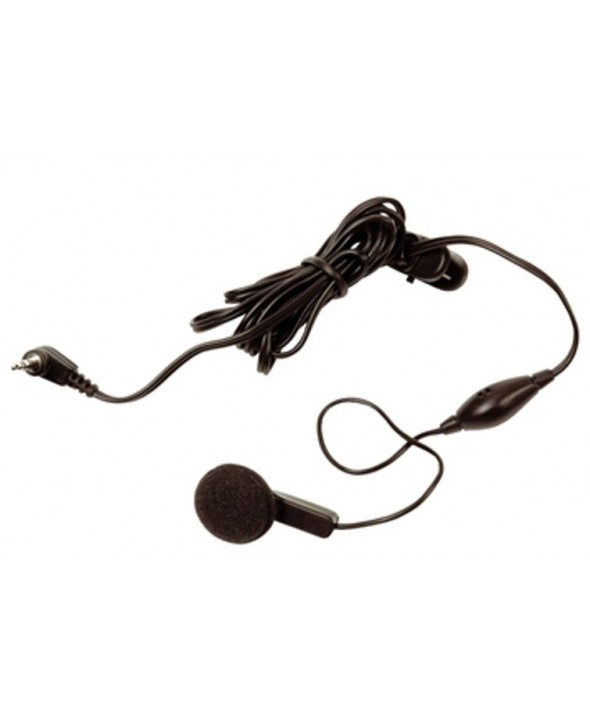 Auricular con micro + ptt pmrhs02 topcom