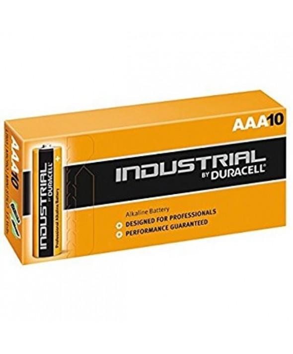 Pila alcalina lr-3 duracell-industrial caja 10 unidades