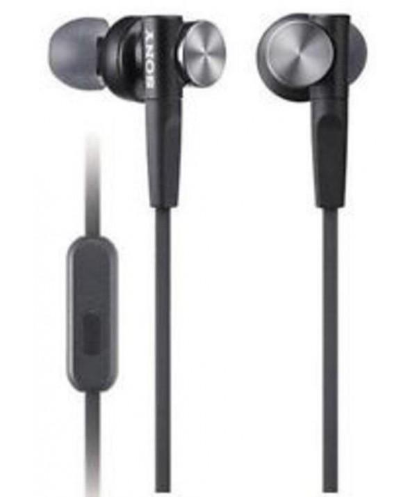 Auricular intraoido extra bass sony m/l negro
