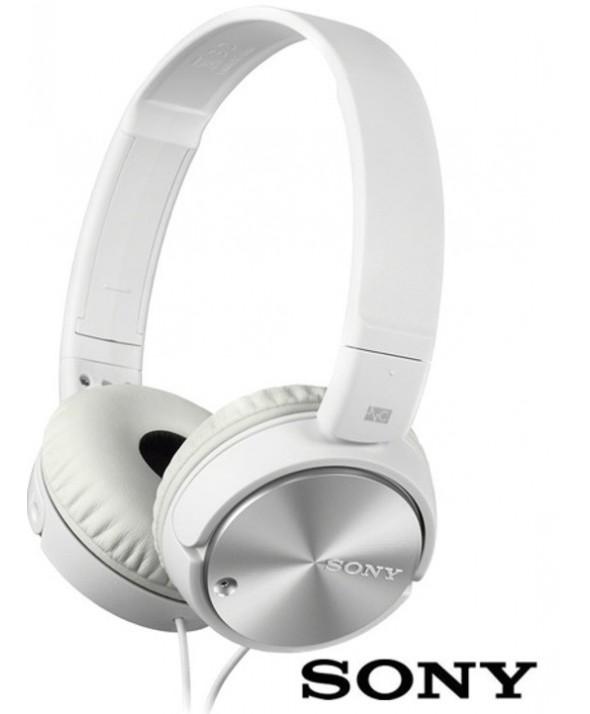 Auricular diadema reductor ruido sony m/l blanco