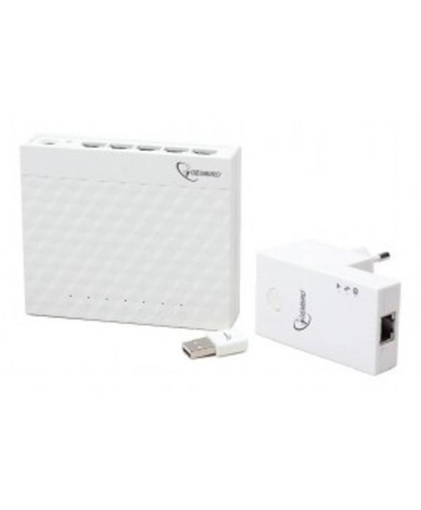 3 en 1 router + reboteador + usb nano 300mbps gembird