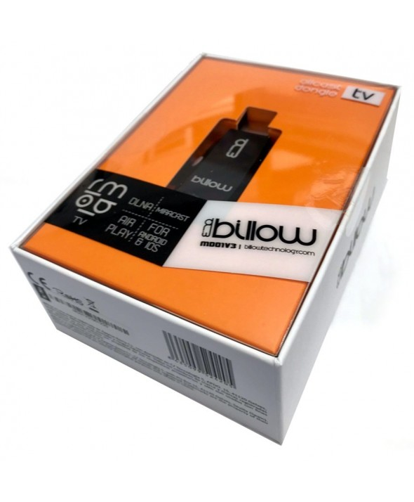 Media player adaptador hdmi para tv allcast dongle billow