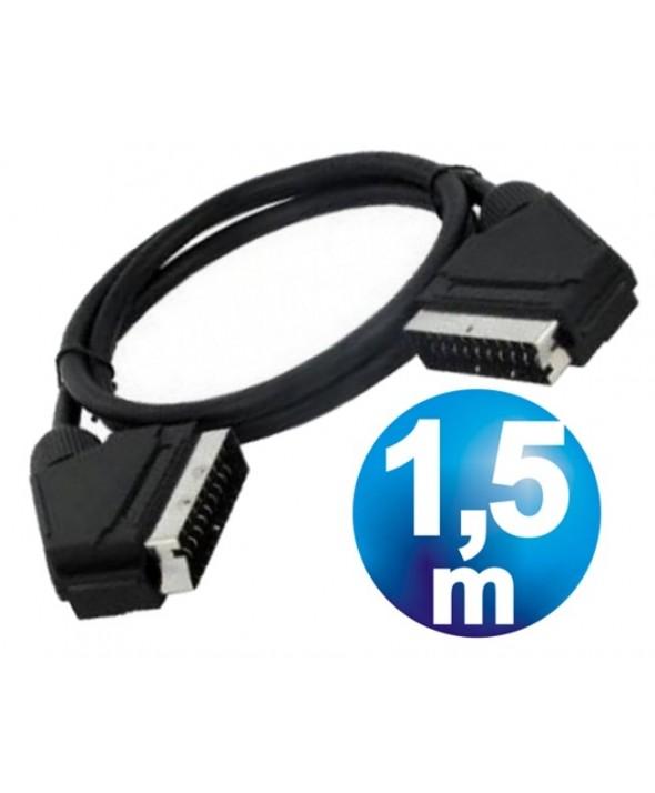 Conexion euro a euro 21 pin 7 mm² 1.5m