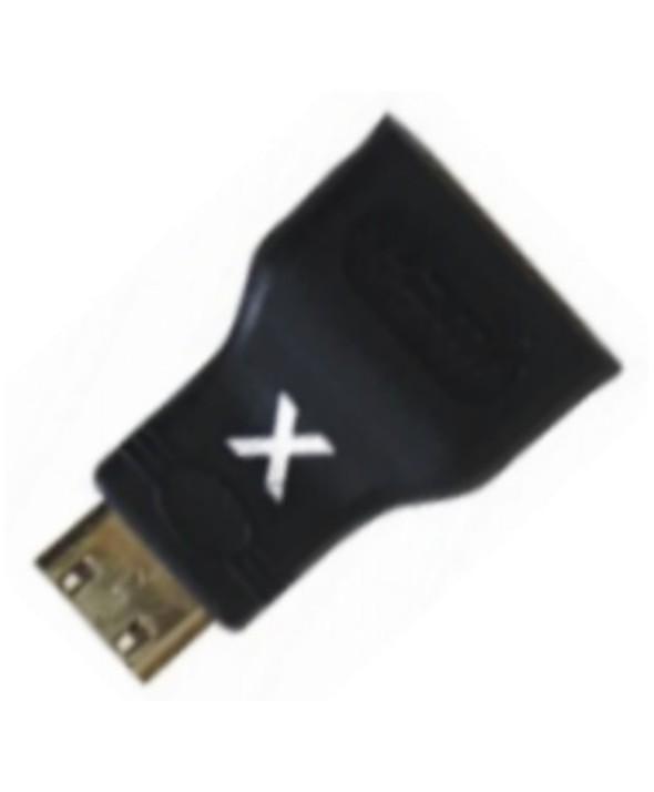 Adaptador hdmi hembra a mini hdmi approx appc18