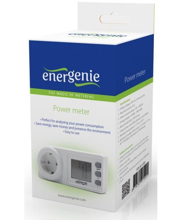 Contador de consumo electrico energenie 3va7