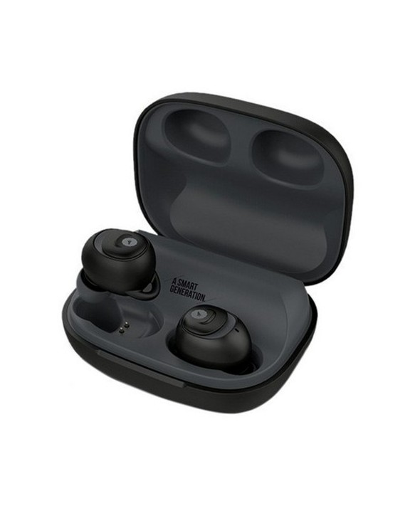 Auricular ebon bluetooth v5.0 spc negro