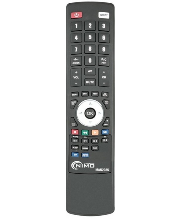 Mando universal programable por pc man2035