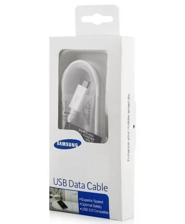 Cable micro usb samsung 2a v3.0 original blanco