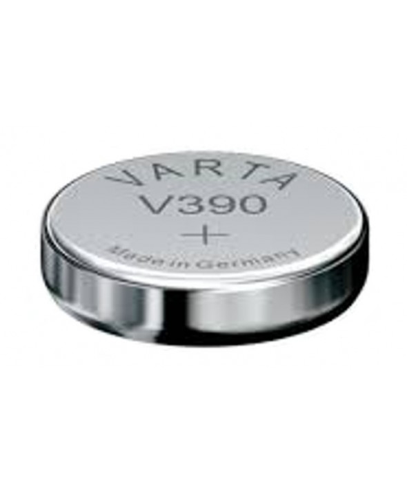 Pila ox de plata 1.55v (sr1130w) 390 varta