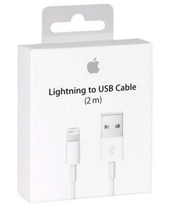Cable original apple/iphone/ipad 2 metros
