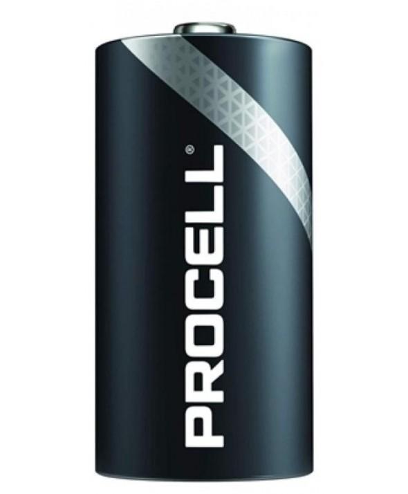 Pila alcalina lr14 procell-industrial caja 10 ud.