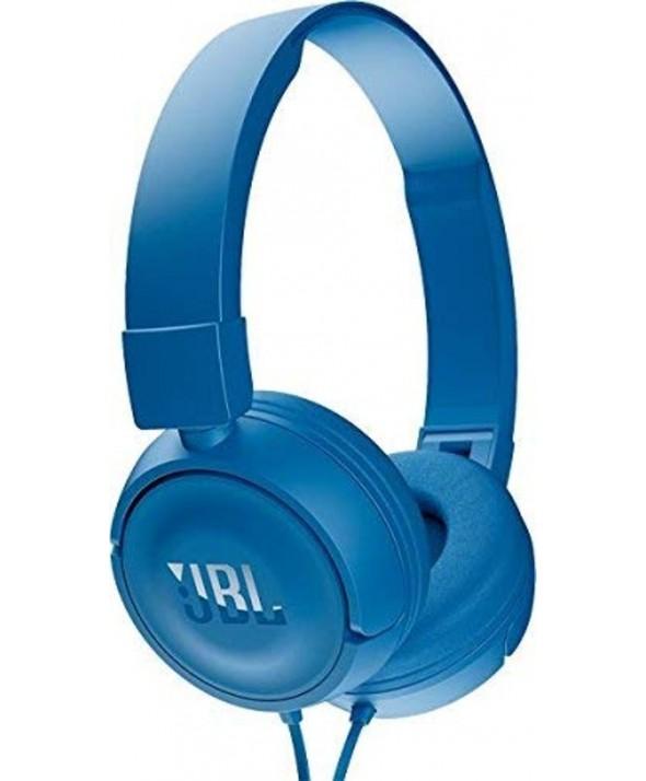 Auricular diadema jbl pure bass azul