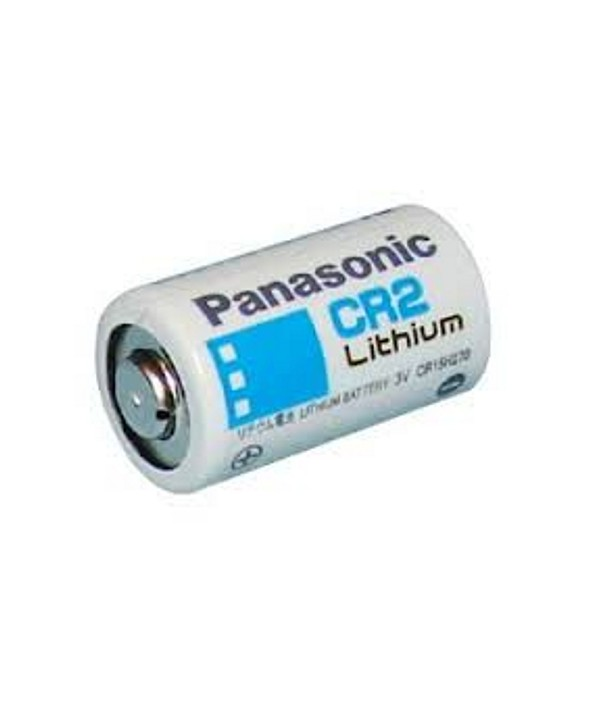 Pila litio cr-2 panasonic blister 1 unidad