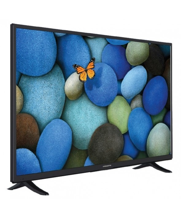Tv led 49' eas electric ultra hd hdr 1500 hz smart tv