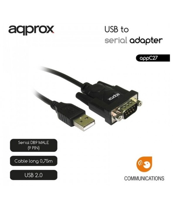 Cable usb rs232 serie win7