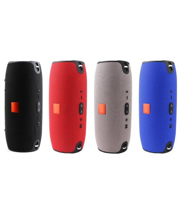 Altavoz multimedia bt tela power bank waterproff