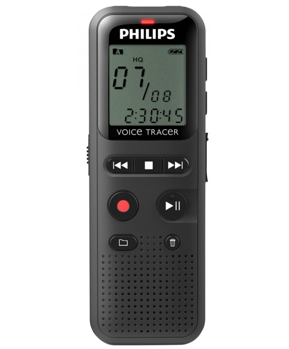 Grabadora philips digital 4gb conexion usb